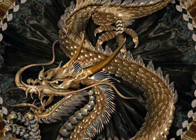 symbolique du dragon chinois